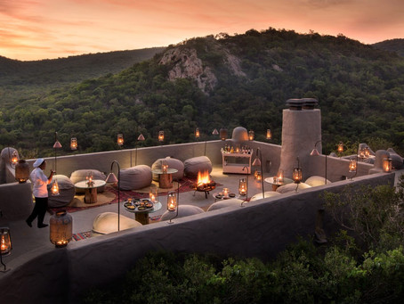 Imagine a weekend in an intimate stone cottage overlooking the Zululand valley?