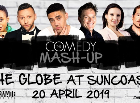 The Comedy Mash-Up premieres in Durban!