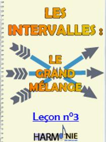 LES INTERVALLES : LGM - LECON 3