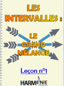 LES INTERVALLES : LGM - LECON 1