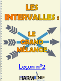 LES INTERVALLES : LGM - LECON 2