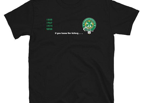Bhoys & Ghirls The History - Hoops Tee