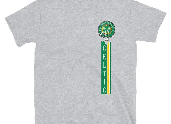 Bhoys & Ghirls Celtic Ribbon - Hoops Tee