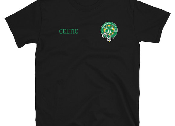 Bhoys & Ghirls Celtic Crest - Hoops Tee