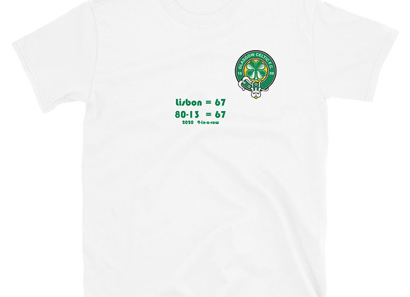 Bhoys & Ghirls - Twice-67 - Hoops Tee