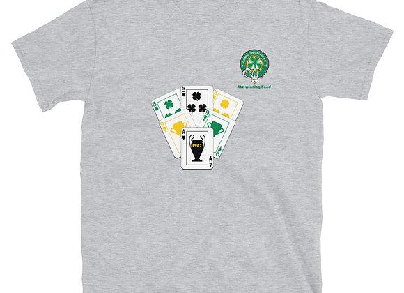 Bhoys & Ghirls 'Winning hand' #2 - Hoops Tee