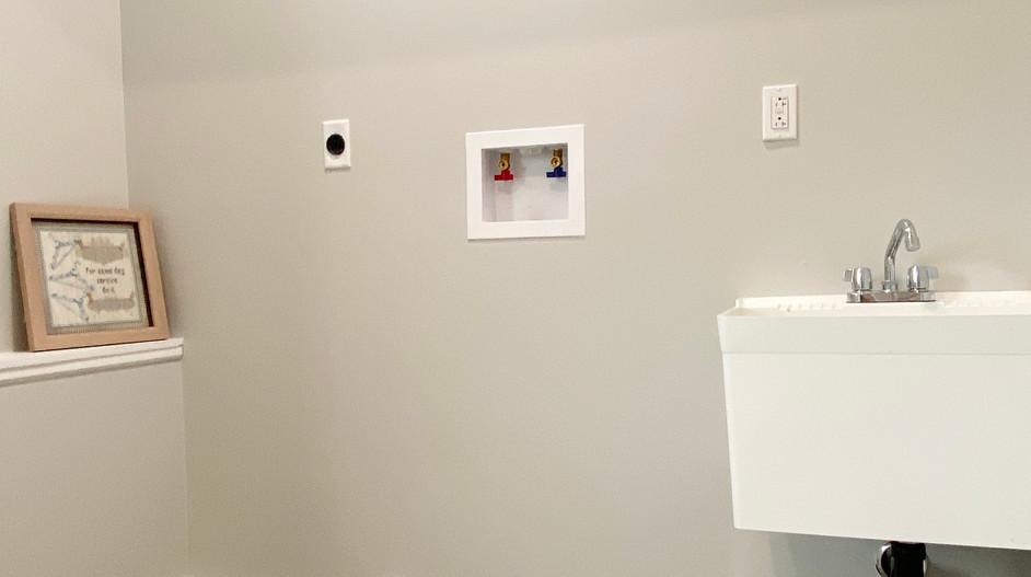 Laundry area_lower level