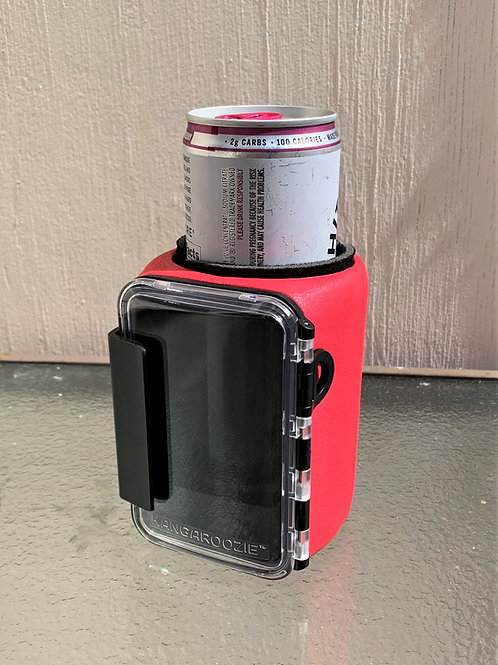 Fits Slim Cans and Bottles Only - Red Kangaroozie