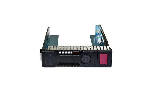 """Caddy Para HP Proliant 3.5"""" - Generación 8 y 9 - Gen8 Gen9 (Bandeja Riel Disco)"""