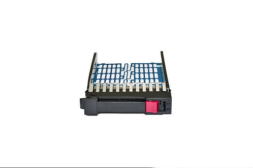 "Caddy Para HP Proliant 2.5"" - Generacion 7 - G7 (Bandeja Riel Disco)"