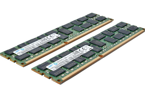 Memoria DDR3 32GB (2x16GB) 2rx4 PC3L-12800R / 1600Mhz ECC Registered