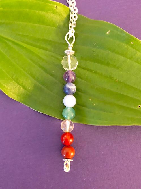 Beaded Chakra Necklace