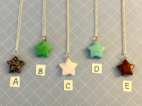 Little Star Necklaces