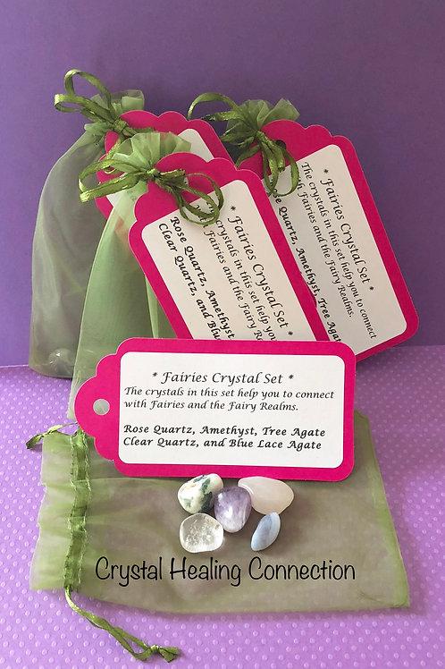 Fairy Crystal Set