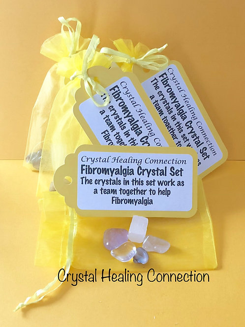 Fibromyalgia Crystal Set