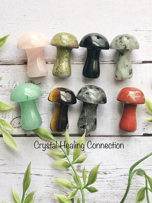 Mini Gemstone Mushrooms