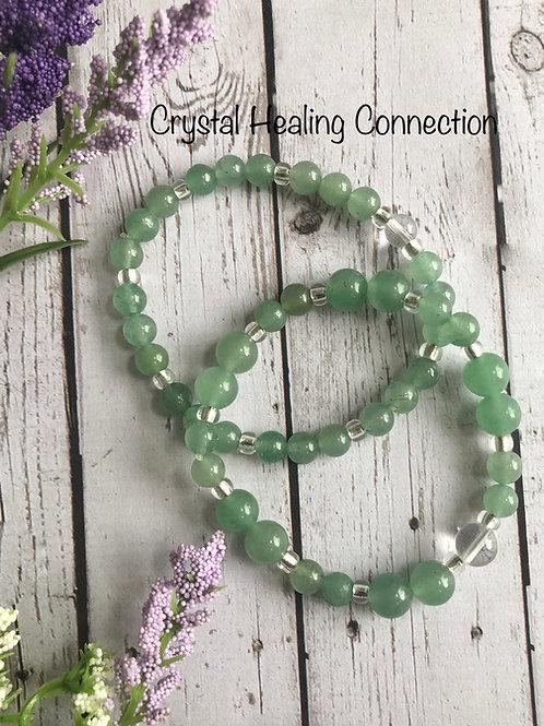 Green Aventurine Bracelets