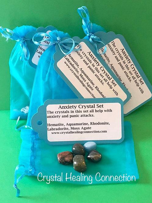 Anxiety Crystal Set