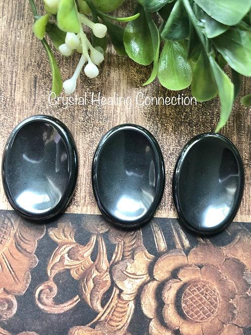Hematite Worry Stones