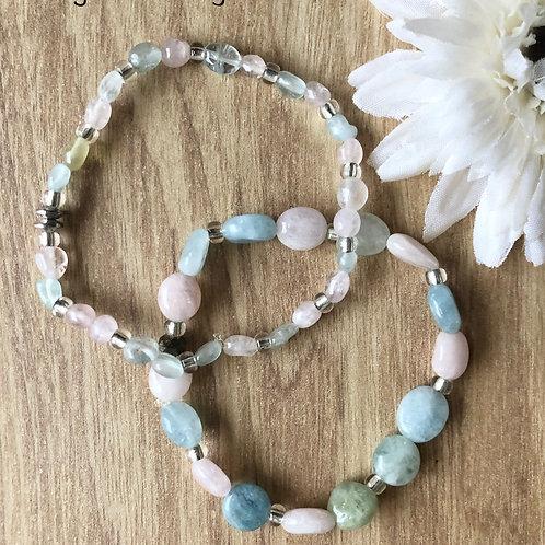 Morganite Bracelets