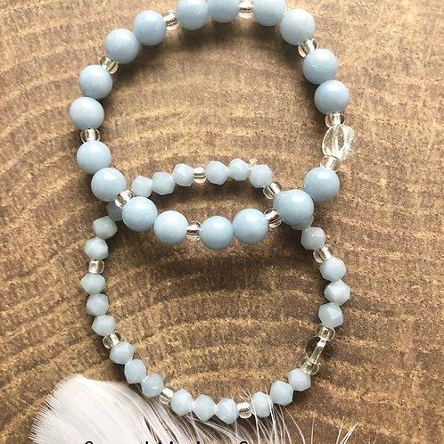 Angelite Bracelets