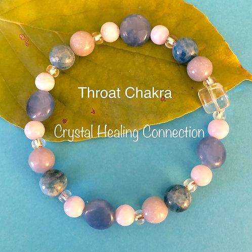Throat Chakra Bracelet