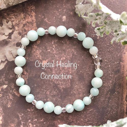 Hemimorphite Bracelets