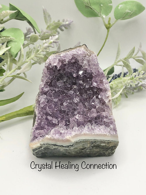Amethyst Mini Cathedral