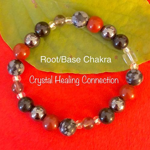 Root/Base Chakra Bracelet