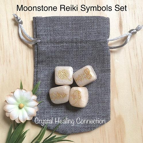 Moonstone Reiki Symbols Set