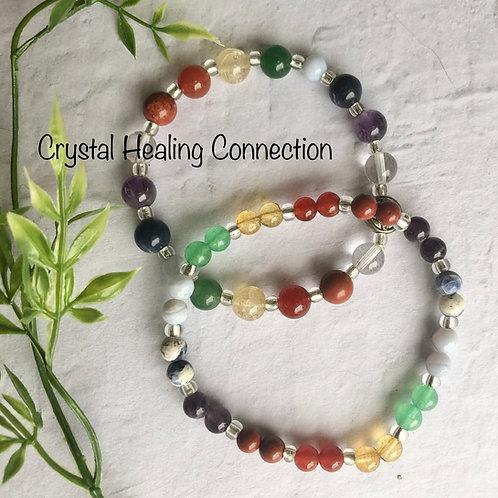 Full Chakra Bracelets
