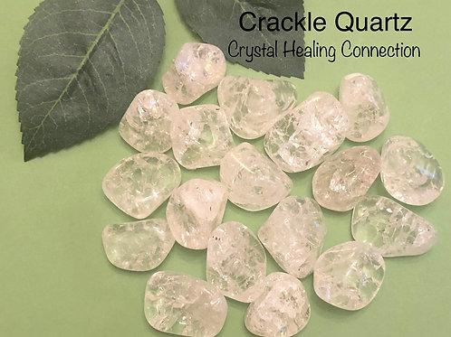 Crackle Quartz