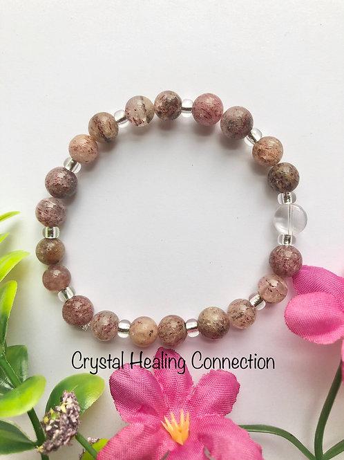 Lepidochrocite Bracelets