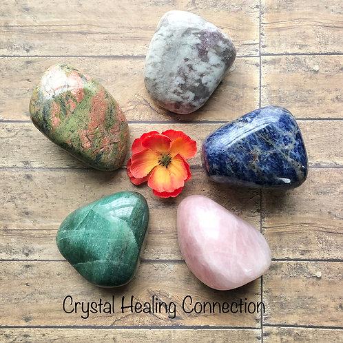 Large Gemstone Power Stones (select stone)