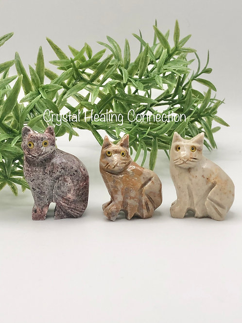 Sandstone Cats