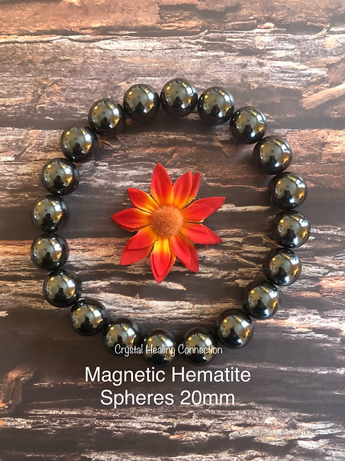 Magnetic Hematite Spheres
