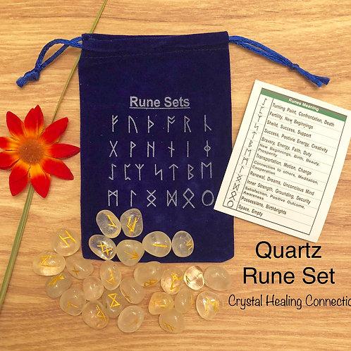 Quartz Rune Set