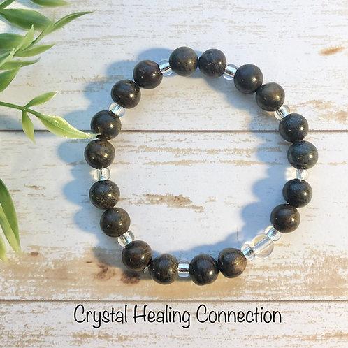 Bronzite Crystal Bracelets