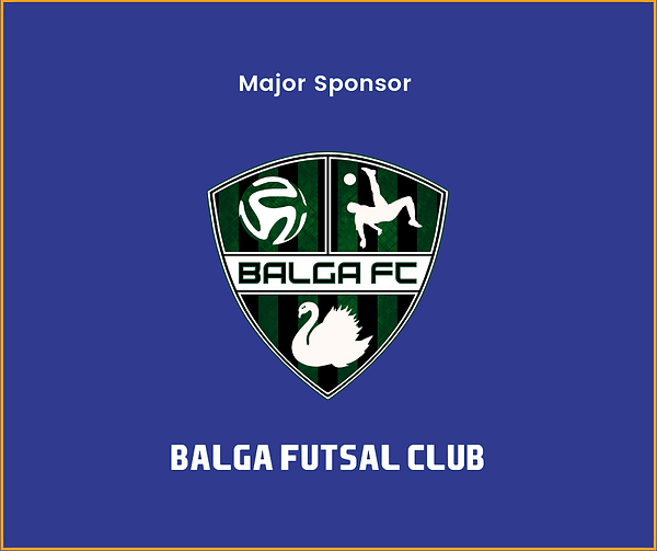 Balga Futsal Club Sponsored by the BAS agency