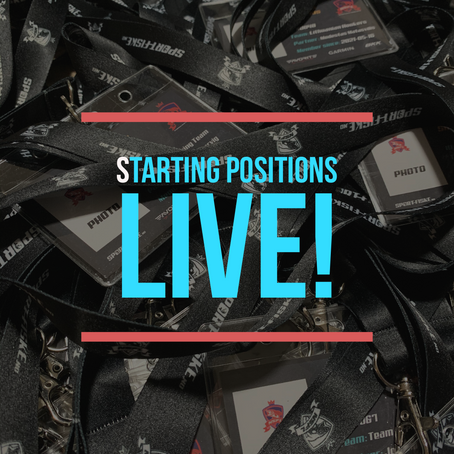 Starting Positions - Ready!