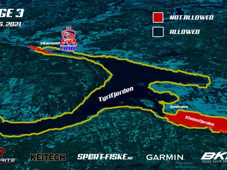 Tyrifjorden - Stage 3 Plan & Coordination