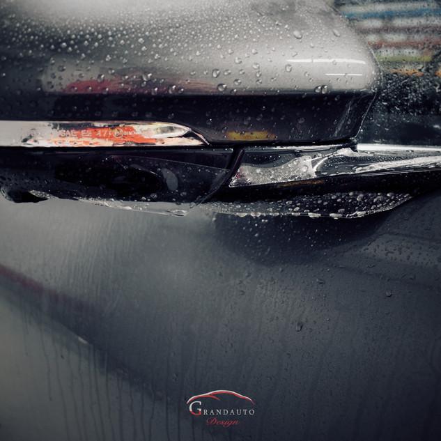 Jaguar iPace PPF