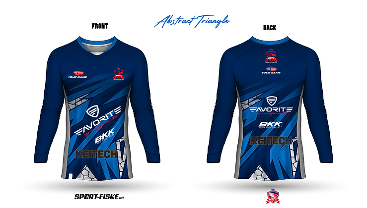 PRO Jersey - Abstract Triangle
