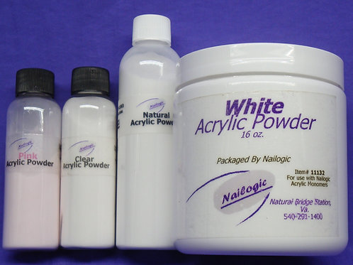 Nailogic Acrylic Powders for Odorless Applications