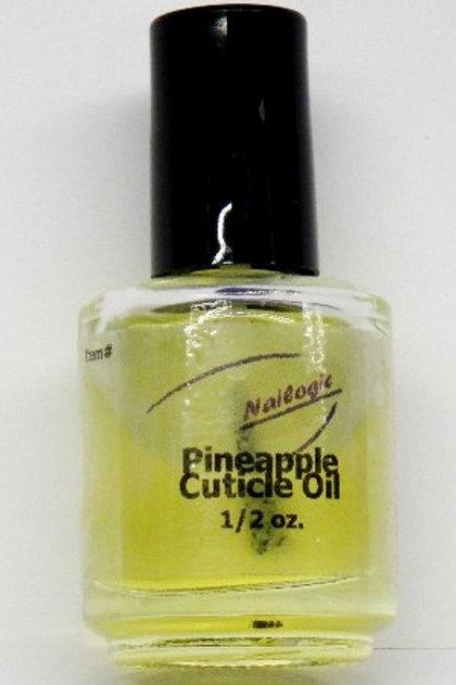 Pineapple Cuticle Oil, 1/2 oz. brush bottle