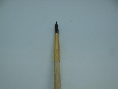 #6 Round Kolinski Sable Acrylics Brush