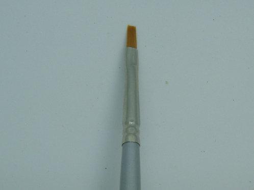 Nailogic #2 Taklon Gels Brush