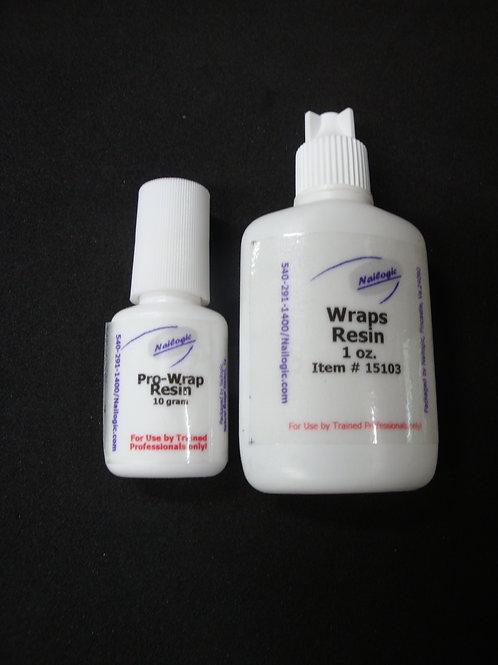 Pro-Wrap Resin, (adhesive)