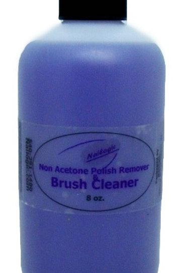 Nailogic Gels Brush Cleaner, non-acetone