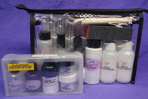 #5 Nailogic Odorless Acrylic Kit w/ Test Kit.